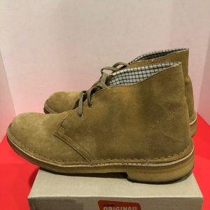 Clarks Shoes Originals Womens Desert Boot Oakwood Suede Poshmark
